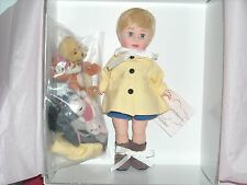 "Madame Alexander 8"" Doll ""Winnie The Pooh and The Blustery Day"" MIB"