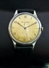 JAEGER LE COULTRE MILITARY 40th WWII VINTAGE cal.P478/C RARE SWISS WATCH.