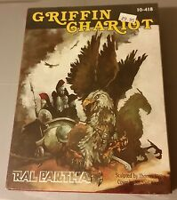 Ral Partha 10-418 Griffon Chariot Factory Sealed 25MM Miniature Mini