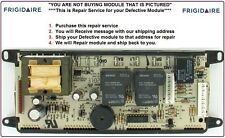 "318010700 ""Repair Service"" for Frigidaire Oven / Range Control Board"