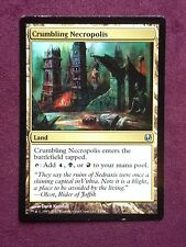 Crumbling Necropolis  Duel Decks   MTG PLAYED (see scan)