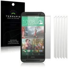 HTC 10  High Definition  9H Crystal Clear HD 2 x Screen Protectors