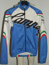 MAGLIA BICI GIACCA JACKET CICLISMO SHIRT SPORT TEXTRAN CAMPAGNOLO tg. L