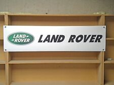 Land Rover generic workshop banners