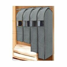 Bamboo Charcoal Garment Suit Coat Dress Bag Organizer Dustproof Protector Cover