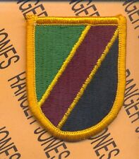*Z* SOCCE Special Operations Cmd & Control Element beret flash patch D m/e