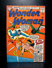 COMICS: DC: Wonder Woman #157 (1965), 1st Egg Fu app - RARE (batman/superman)