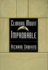 Climbing Mount Improbable by Richard Dawkins (1997, Paperback) free shipping