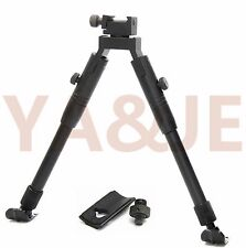 9''-11'' Weaver Picatinny QR Stud Air Rifle Folding BIPOD steel stand