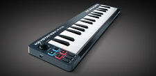 M Audio Keystation Mini 32 - New - 32-Key Portable Keyboard Controller USB Midi