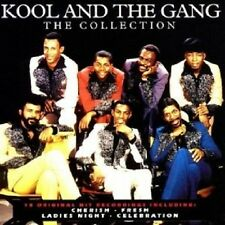 KOOL & THE GANG - THE COLLECTION  CD NEU