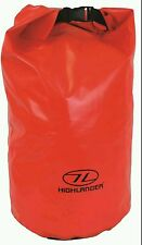 Highlander Drybag Tri Laminate PVC Small 29ltr Red