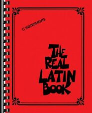The Real Latin Book Sheet Music C Instruments Real Book Fake Book NEW 000240348