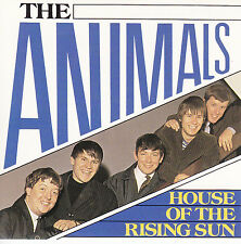 The Animals: House of the rising sun/CD-COMME NEUF