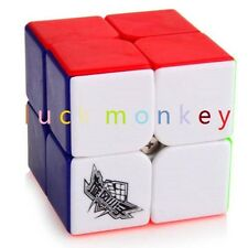 Original 2x2x2 Rubik's Cube Magic Cube Puzzle Twist Stickerless