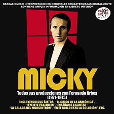 MICKY-TODAS SUS PRODUCCIONES -197-1975-2CD