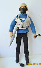 GRAND MANNEQUIN GI JOE - SNAKE EYES (30x14cm)