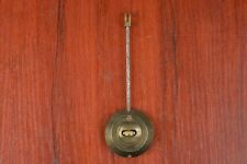 OLD ANTIQUE PENDULUM FROM FRENCH CLOCK 3