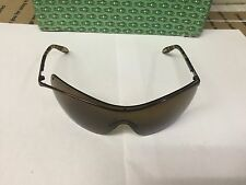 RALPH LAUREN AUTHENTIC SUNGLASSES RA 4091 104/83 POLARIZED BROWN FRAME ARMS 15K