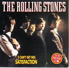"""ROLLING STONES  (I Can't Get No) Satisfaction 7"""" 45 record PICTURE SLEEVE NEW"""