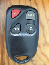 2004 2005 MAZDA RX8 KEYLESS REMOTE ENTRY FOB  MODEL 41848  MAZDA FACTORY REMOTE