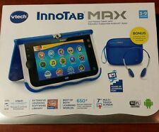 Vtech InnoTab Max Bundle - blue