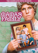 Mama's Family: The Complete Fifth Season (DVD, 2014, 4-Disc Set)