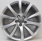 18 inch Genuine Audi A4 S LINE 2014 MODEL ALLOY WHEELS