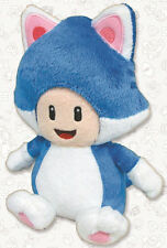 Super Mario Toad Cat Version Plush 21 cm. MULTIPLAYER