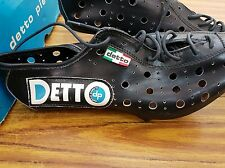 NOS NIB SIZE 39 DETTO PIETRO SENIOR MODEL VINTAGE EROICA CYCLING SHOES