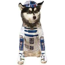 Disney Star Wars R2-D2 Robot Dog costume Size Small Halloween