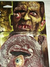 Halloween Zombie Latex Eye Costume Makeup Theater Stage