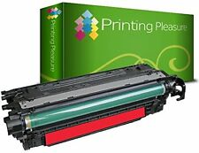 1 Magenta Generic Toner Cartridge For HP CE253A Laserjet CP3525x CP3520 CM3530