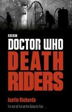 NEW Doctor Who: Death Riders by Justin Richards Paperback Book English Free Ship