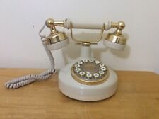 Vintage Western Electric French Princess Dial Telephone Phone