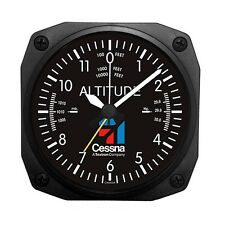Trintec Cessna Altimeter Aviation Alarm Clock - CES-DM60