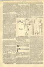 1867 Cutting The Stay Bolts Of Locomotives Tw Rumble