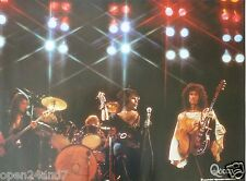 "QUEEN ""PLAYING IN CONCERT UNDER STAGE LIGHTS"" JAPANESE PROMO POSTER"