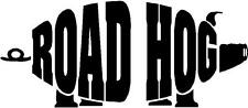 2 x Road Hog Car - Van - Boat Body Panel - Decals - vinyl - Sticker Graphic n069