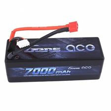 Gens Ace 4S 7000mAh 14.8V 60C 4S1P Hardcase Lipo Battery #14 with Deans Plug End