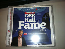 Classic fM The New 2011 Top 20 Hall of Fame Vol. 2 CD new sealed
