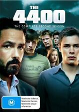 The 4400 : Season 2 (DVD, 2006, 4-Disc Set) New Region 4 Unsealed