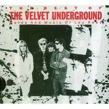 CD The velvet underground- lords and music of lou red 602498386972
