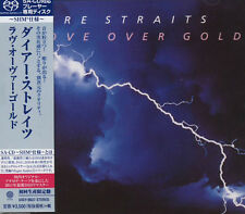 "DIRE STRAITS - SHM - SACD - UIGY-9637 -  ""LOVE OVER GOLD"" - JAPAN LIMITED"