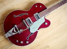 2005 Gretsch G6119-1962HT Chet Atkins Tennessee Rose Electric Guitar w/ ohsc