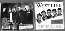 Westlife - Turnaround (2003) VGC