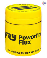 Powerflow Flux For Lead Free Soldering 350G Fry PFFLUX350G