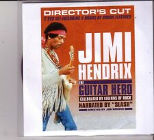 "JIMI HENDRIX  ""The Guitar Hero""  2 DVD-Set  Mispressing"