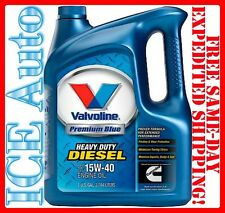 Valvoline™ Premium Blue Diesel Engine Oil 15W40 HEAVY DUTY Conventional 1 GALLON