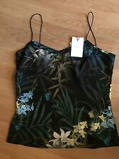Ted Baker Twilight Floral Cami BNWT ❤️ Sz LARGE 12/14 CYNARIA